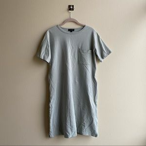 Roolee Green T Shirt Dress